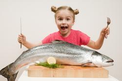 Аллергия на рыбу отек глаз